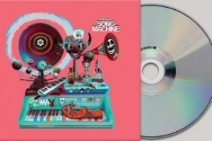 "Gorillaz выпустили альбом ""Song machine: season one — strange timez"""