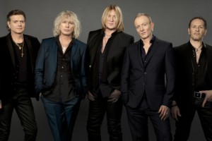 Def Leppard - And there will be a next time...2017....