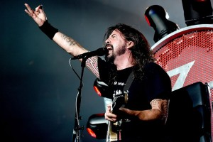 В записи альбома Foo Fighters Concrete and Gold принял участие Джастин Тимберлейк